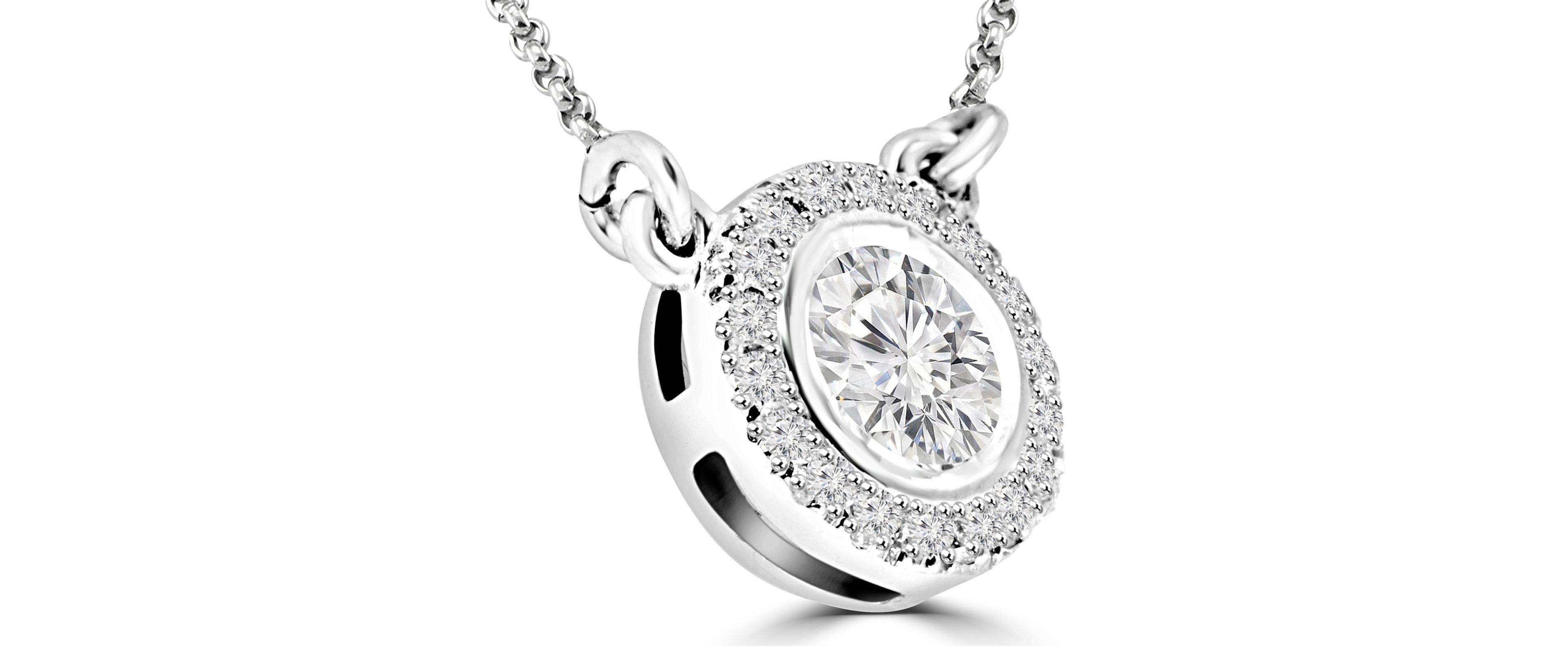 Diamond Necklace | Majesty Diamonds