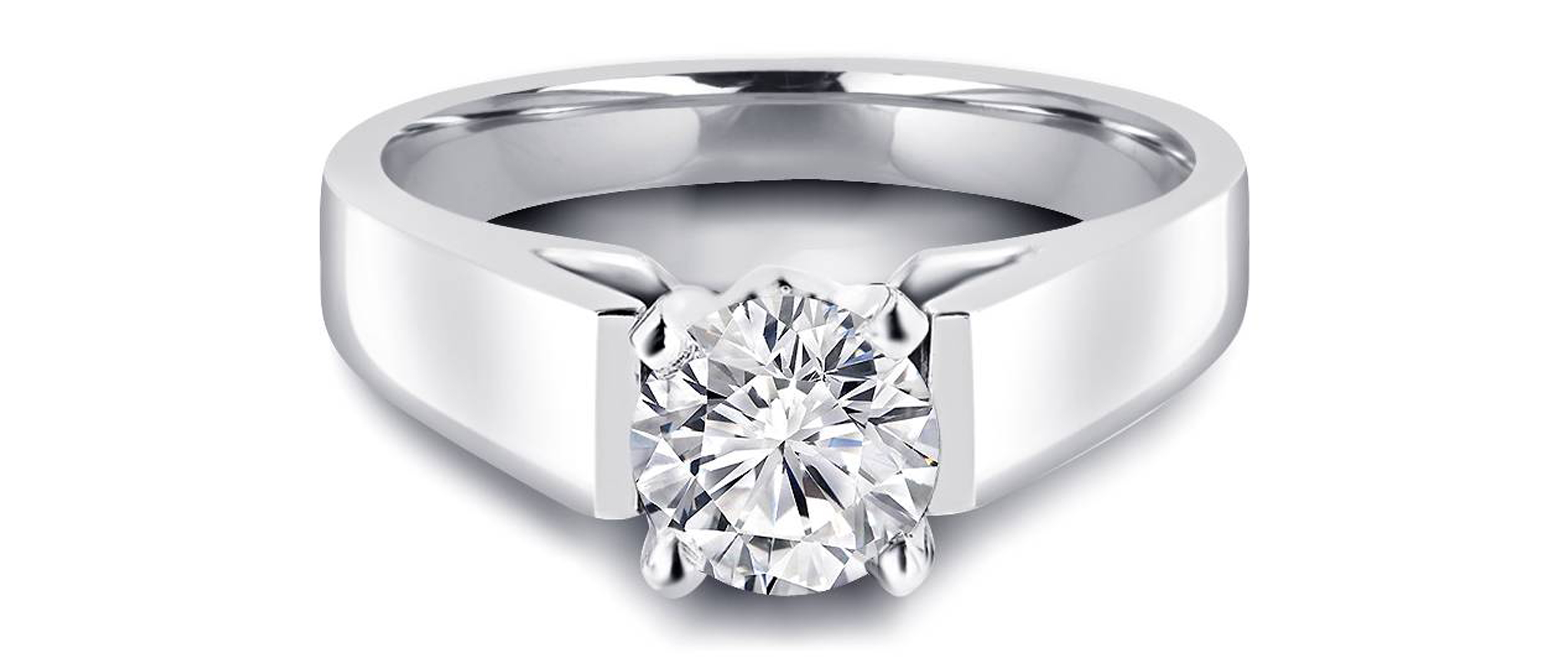 brilliant diamond cut loni ring you for brisbane solitaire rings square di customised intl diamonds sky engagement