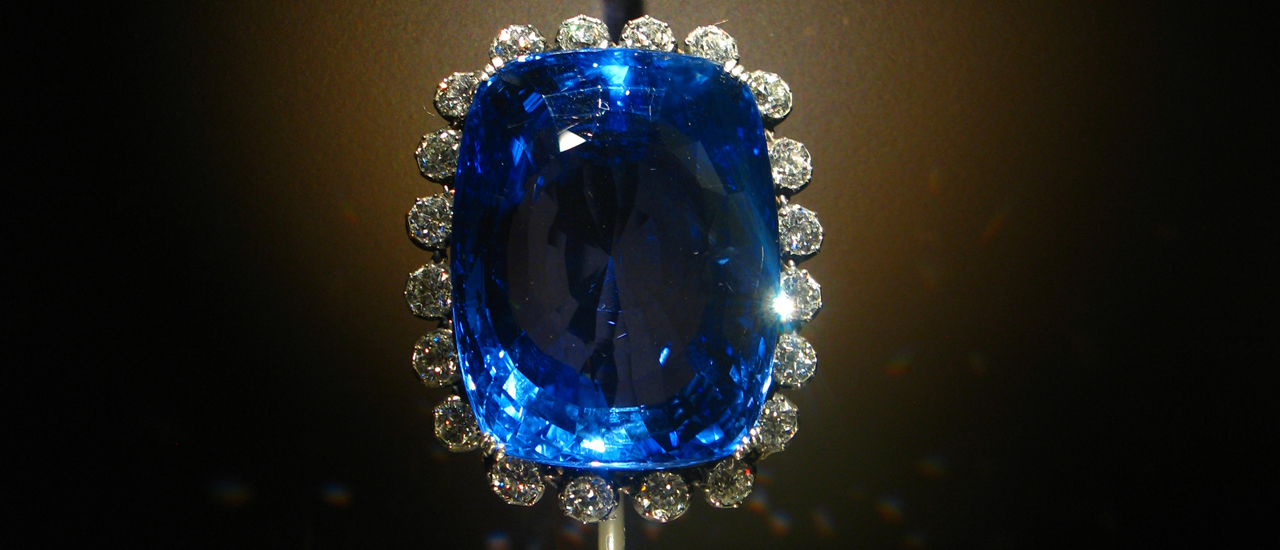 Bold Sapphire is a whopping 423 CT!