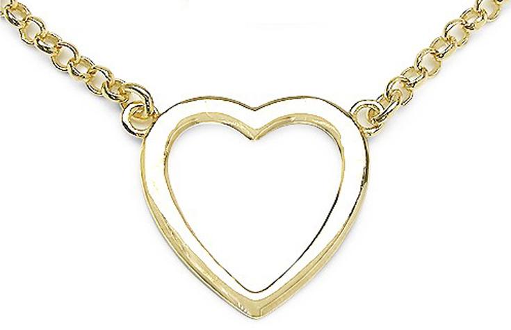 Silver Hearth Pendant