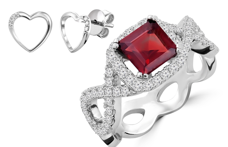 Valentine's Day Jewelry