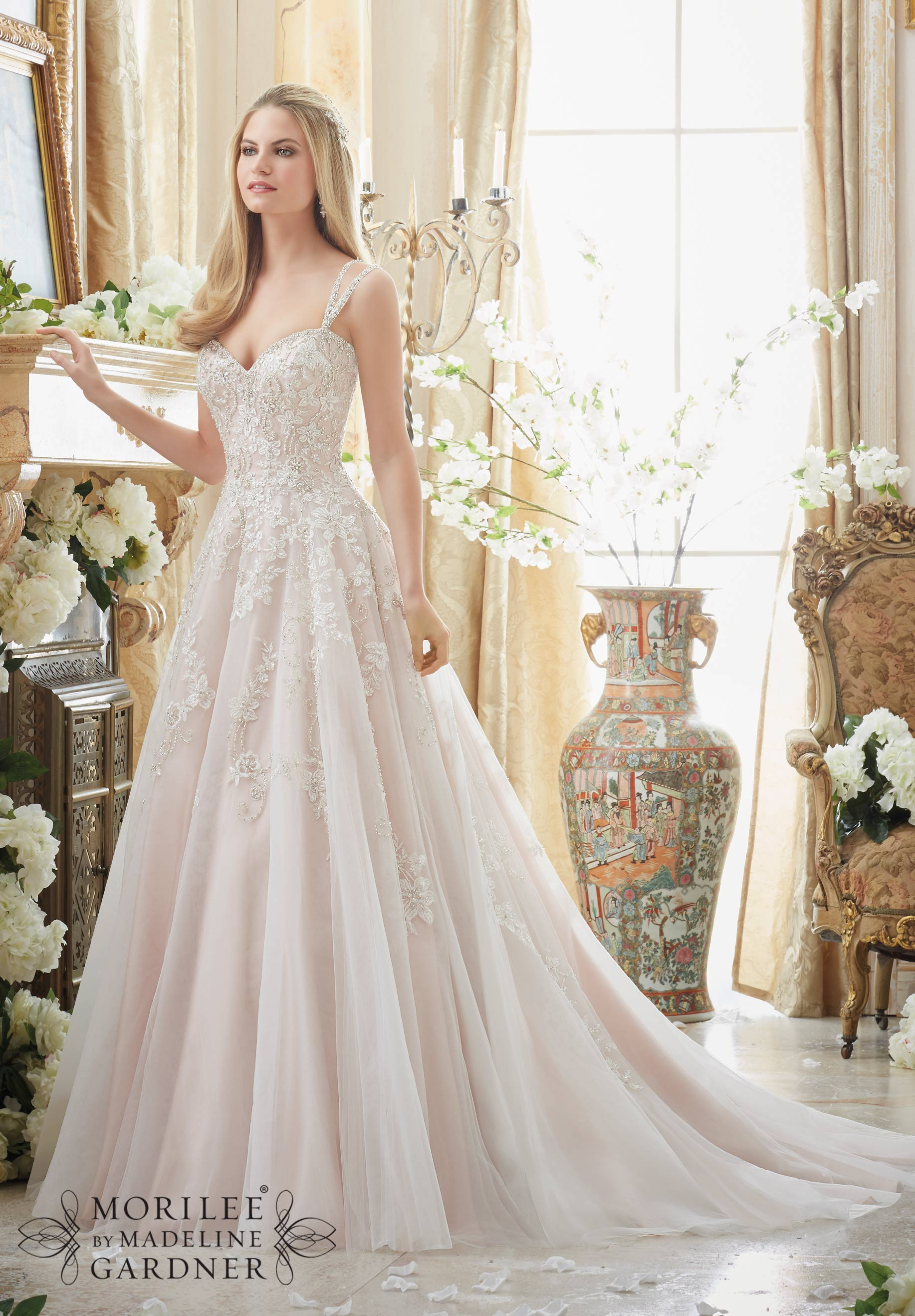 How to choose the right wedding dress style for your body for Wedding dress for petite women